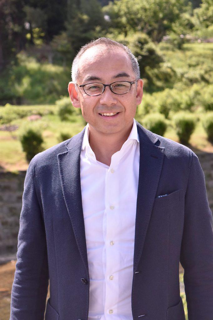 田村組 代表取締役社長 田村 太一